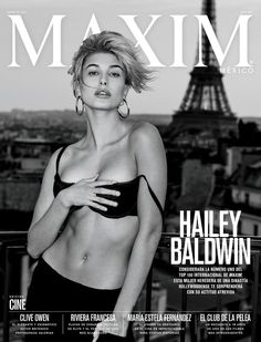 Clive Owen, Maxim Magazine Covers, Playboy, Maxim Girls, Ireland Baldwin, Maxim Cover, Hailey Baldwin Style, Haley Baldwin, Lifestyle