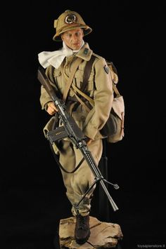 Kingdom Of Italy, Military Action Figures, Italian Army, National History, War Dogs, Panzer, Toy Soldiers, Vietnam War, World War