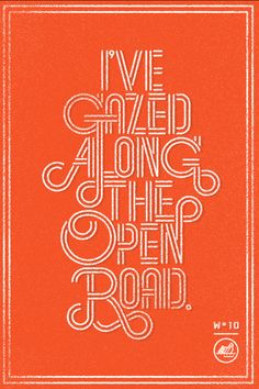 Delta Zetas - where has your open road taken you? Life and leadership is a journey.