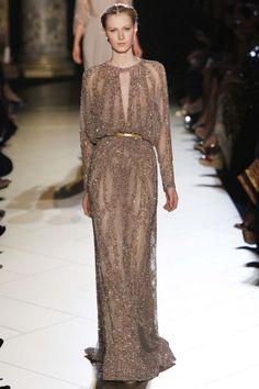 Fashion Friday: Elie Saab Haute Couture 2013