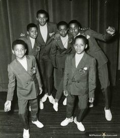 The Jackson Five plus one...