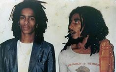 Don Letts & Bob Marley