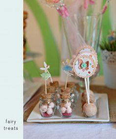 girl fairy birthday party