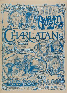 Charlatans June 1965