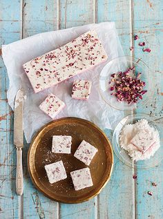 Ispahan Marshmallows (Lychee, Rose & Raspberry) | Raspberri Cupcakes