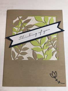 December 2017 Flora and Flutter Paper Pumpkin alternative project with Night of Navy**photo only Homemade Greeting Cards, Greeting Cards Handmade, Rubber Stamping, Stamping Up, Stampin Up Paper Pumpkin, Pumpkin Cards, Easy Cards, Alternative Art, Pumpkin Ideas