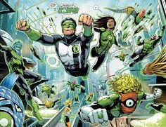 Green Lanterns #22