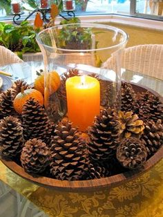 Need a centerpiece that takes less than five minutes to make | Backyards Click