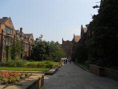 A Walk Around the University of Newcastle-Upon-Tyne, Part - I