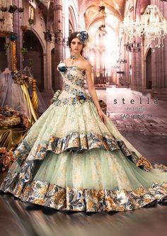 Stella De Libero Arabesque | stella de libero. | Tumblr