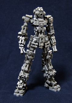 Lego Mecha by squieu #mech #robot
