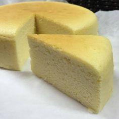 Hanjuku Durian Cheesecake Ingredients: 150g Cream Cheese, softened to room temperature 150g durian flesh 40g Unsalted Butter 3 Eggs yolks (60g) 20g Corn Starch 80g Sour Cream 50g Milk 1/2 tsp salt...