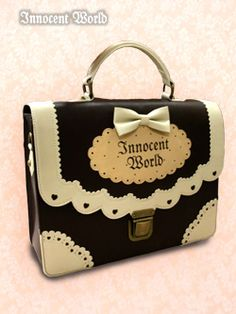 "Innocent World ""Biscuit"" Bag #innocentworld #handbag #purse"