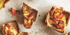 Try this Pumpkin and sage bread cup quiches recipe by Chef Donna Hay. This recipe is from the show Donna Hay: Basics To Brilliance Kids. Quiche Recipes, Brunch Recipes, Savoury Recipes, New Cookbooks, Quiches, Tasty Dishes, Kids Meals, Sage, Pumpkin