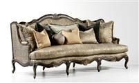 French style sofa 66. Live like a King, luxury furnishings for castles to cottages Bernadette Livingston Furniture.
