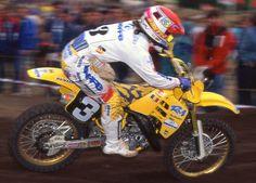 1991 Stefan Everts RM 125
