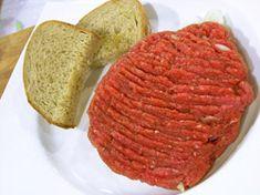 Františkův Tatarský biftek Steak, Cookies, Roast Beef, Crack Crackers, Biscuits, Steaks, Cookie Recipes, Cookie, Biscuit