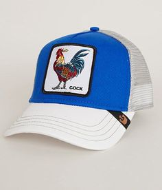 Goorin Brothers Gallo Trucker Hat - Men s Hats in Royal  2c599f4e7bd5
