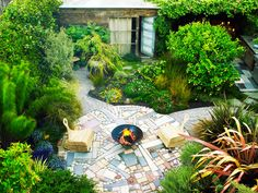 Sustainable Design for Your Garden - Sunset Magazine