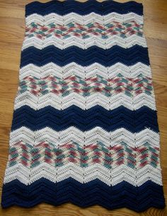 CROCHET BABY AFGHAN by sharonplante on Etsy 367f50d55e