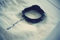 Balenciaga bracelet