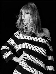 Taylor for Bazaar magazine