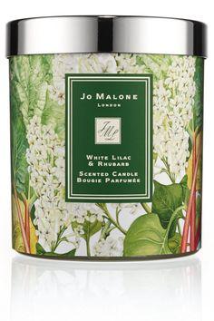 Jo Malone White Lilac & Rhubarb Charity Candle