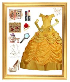 """""""Costume party"""" by mintgreendoglover ❤ liked on Polyvore featuring Disney, Judith Leiber, Disney Couture and Miss KG"""