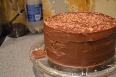Chocolate Cake…South African Style