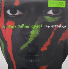 A Tribe Called Quest - Anthology LP #Vinyl Record New Sealed