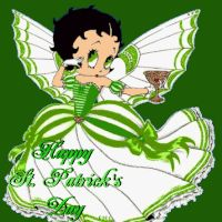 betty boop fun st patrick's day - Google Search