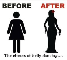 bellydance will change your life