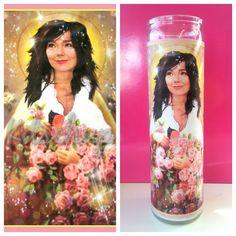 Bjork Prayer Candle
