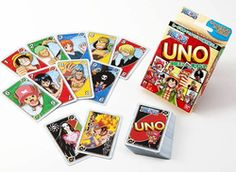 ONE PIECE  UNO  CARD