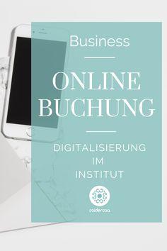 Online - Buchungen im Institut anbieten Beauty Forum Business Online Business, Calm, Beauty, Tips, Beauty Illustration