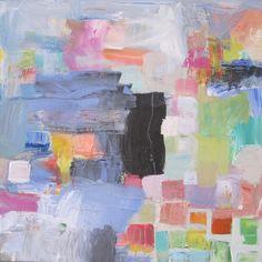 Stormy MondayOriginal painting by Michelle by MDaisleyMoffitt, $600.00
