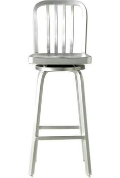 ALUMINUM BAR STOOL swivel - Google Search