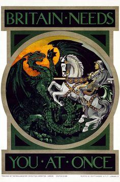 Saint-Georges et le Dragon. -4/4- …et les femmes -2- | La Quête du Graal
