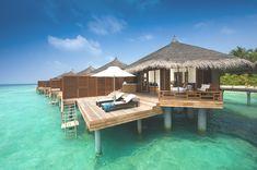 Tropical Paradise Kuramathi Island, Maldives