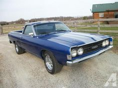 1968 ford ranchero | 1968 Ford Ranchero GT for sale in Knightstown, Indiana
