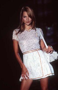 Versace 1995 | Kate Moss