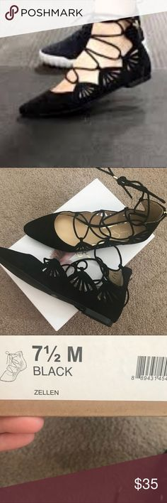 Jessica Simpson Zellen Flats Brand new in box!! No flaws!! Reasonable offers accepted Jessica Simpson Shoes