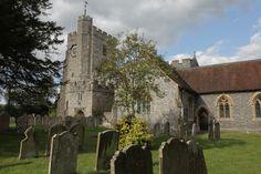 https://flic.kr/p/MrLqaN | St Marys Chilham | Stunning parish Kent Church the jewel of Chilham www.adamswaine.co.uk
