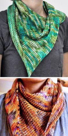 Anything But Socks Sock Yarn Knitting Patterns - In the Loop Knitting
