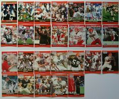 1990 Pro Set Series 1 & 2 Update Cleveland Browns Team Set 26 Football Cards #ClevelandBrowns Football Cards, Baseball Cards, Clay Matthews, Cleveland Browns, History, Soccer Cards, Historia