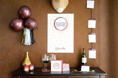 Feest in stijl met deze Bordeaux Chic feestpakketten – Beaublue #bordeauxchic #partybox #beaublue