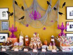 Halloween decorations : IDEAS & INSPIRATIONS  Halloween Party Halloween Spooktacular