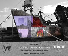 To Eye's Walk Festival, ένα καινοτόμο φεστιβάλ που συνδυάζει τη σύγχρονη digital τεχνολογία, το video installation & performing art και το design εμπειρίας, ταξιδεύει στις 30 Αυγούστου στη θάλασσα της Ελευσίνας, ένα από τα αρχαιότερα λιμάνια της χώρας. Για πρώτη φορά στην Ελλάδα, θα πραγματοποιηθούν προβολές video installation art στην εξωτερική επιφάνεια αγκυροβολημένων, αποσυρμένων πλοίων, που θα μετατρέψουν τον Κόλπο της Ελευσίνας σε θάλασσα πολιτισμού!