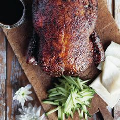 Peking Style Roast Duck: Recipe