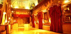 Clubs In Madrid –Palacio Gaviria. In a restored 19th century palace! Absolutely gorgeous.